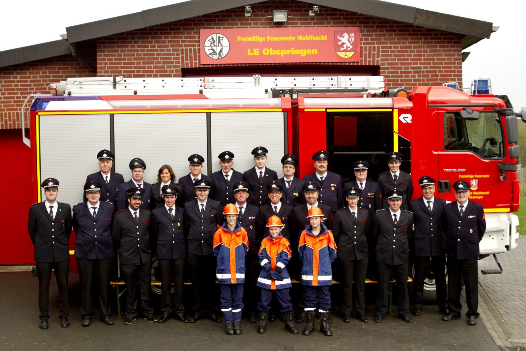 Feuerwehr Obspringen