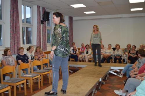 Frauengemeinschaft-Obspringen Modenschau-2018-4