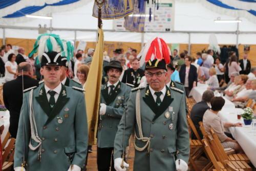 Bezirksschützenfest 2017